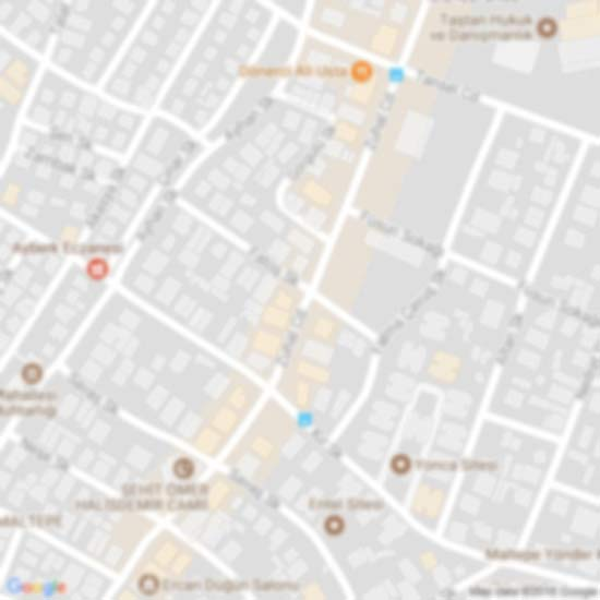 Downtown Nutrition map